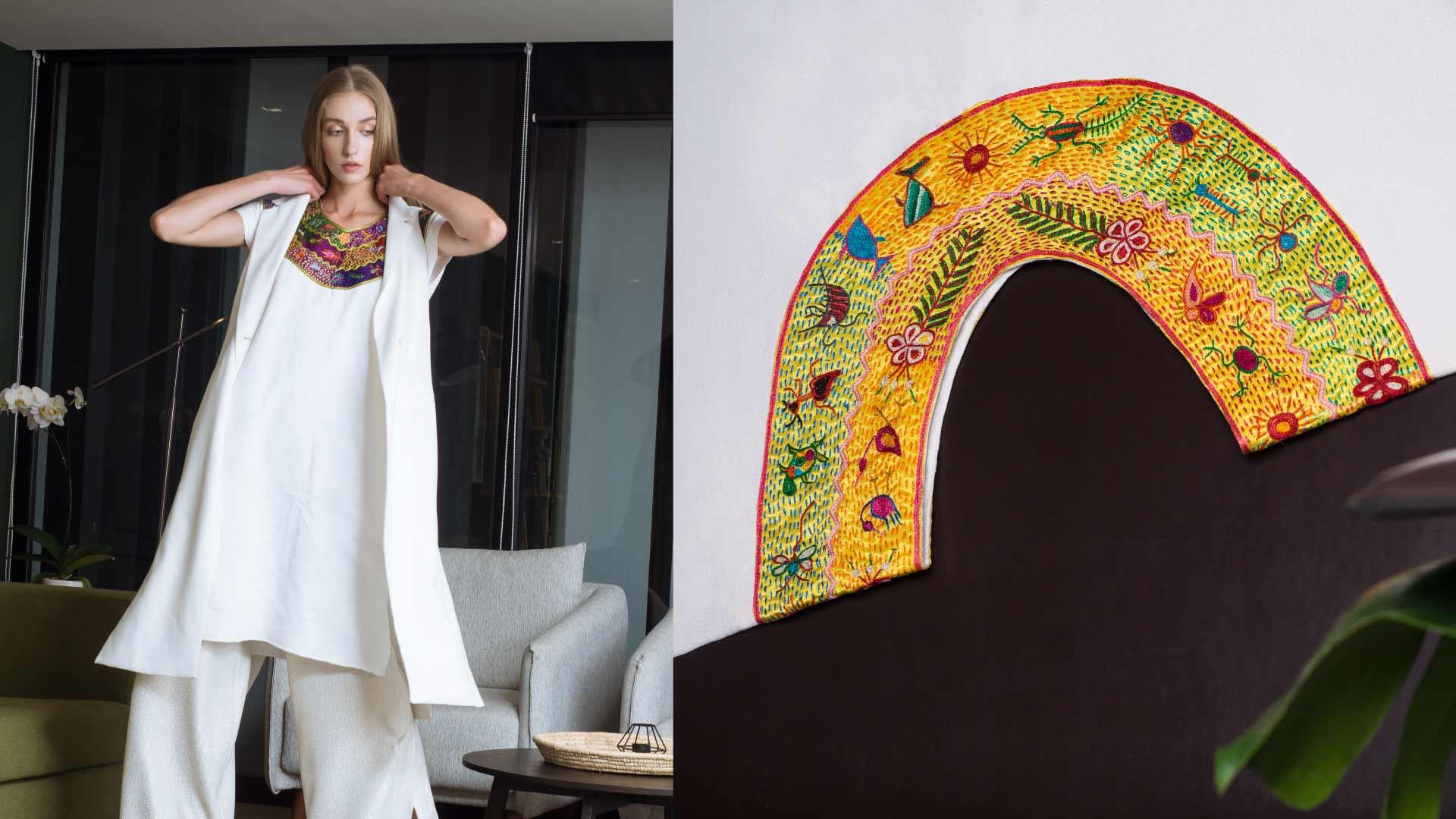 Purpura-mixteco-artesanas-oaxaca-artículos-de-lujo-marca-de-ropa-de-lujo